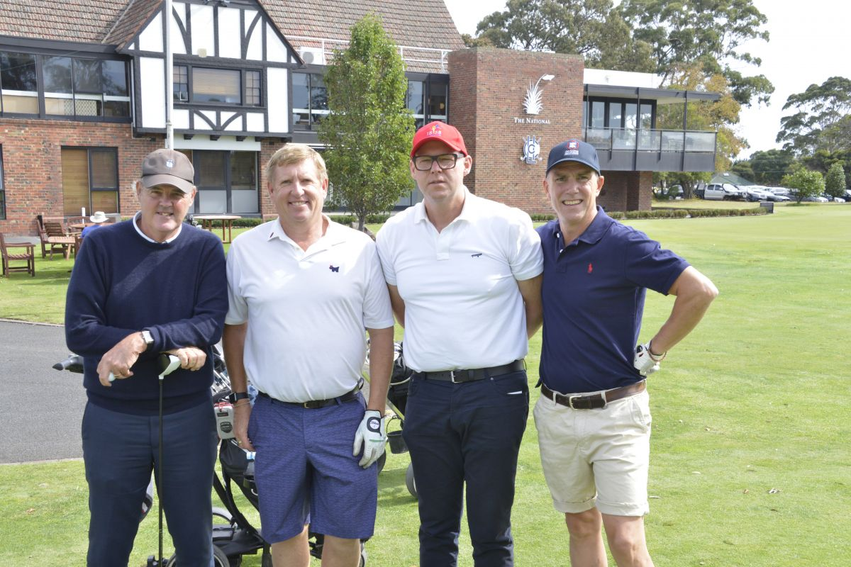 Old Wesley Collegians' Association and Old Scotch Collegians' Association Golf Day 2019