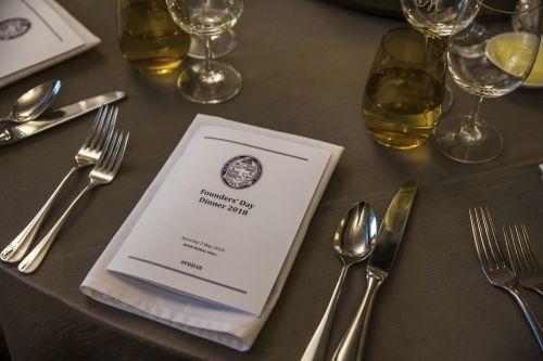 Founders' Day Dinner 2018