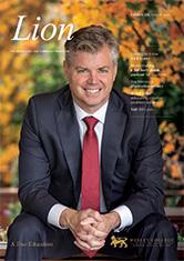 Lion Magazine cover